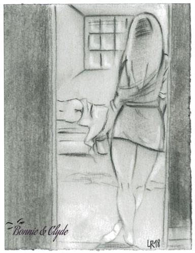 Bonnie devant Clyde