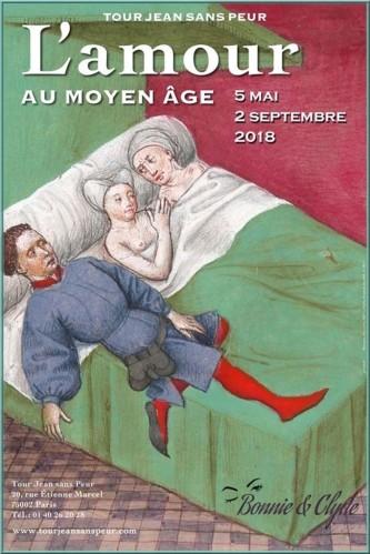 Exposition amour au Moyen Âge