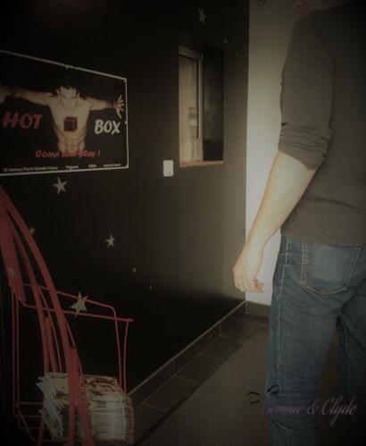 entrée du HotBox