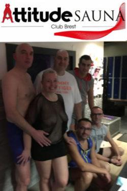 équipe attitude sauna